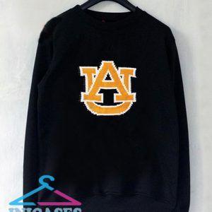 Auburn Logo Sweatshirt Men And Women