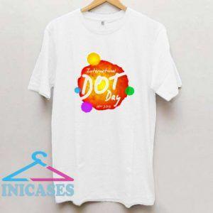 International Dot Day 2019 T Shirt
