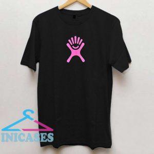 Pink Hydro Flask T Shirt