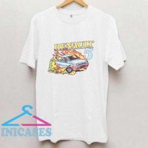 Renault Car T Shirt