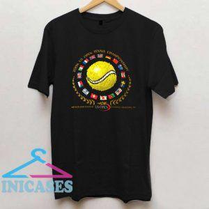 US Open Tennis T Shirt