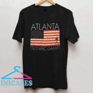 Vintage Atlanta Olympics T Shirt