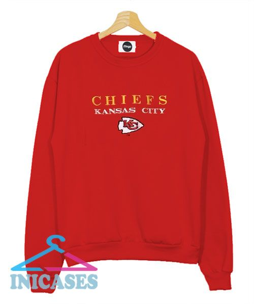 Vintage Kansas City Chiefs Sweatshirt