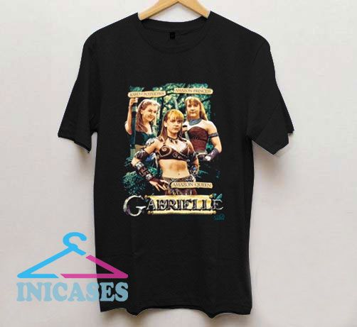 Xena the Warrior Princess Gabrielle T Shirt