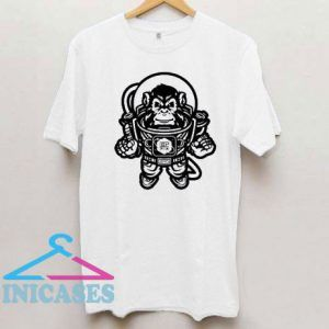 10th Planet Austin Space Ape Jiu Jitsu T Shirt