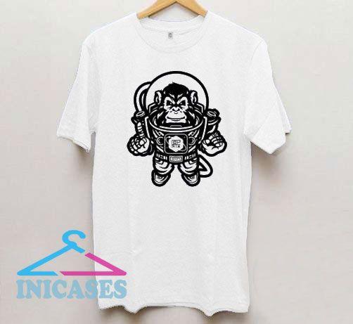10th Planet Austin Space Ape Jiu Jitsu T Shirt