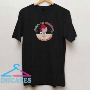 Baby's 1st Christmas Graphic T Shirt