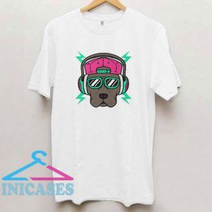 Cool Dog T Shirt