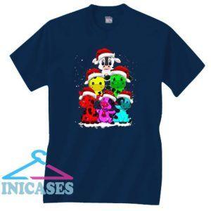 Cows Christmas Tree Funny 2019 T Shirt