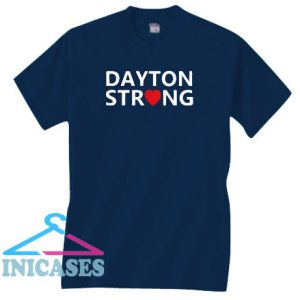 DaytonStrong Dayton Strong Ohio T Shirt