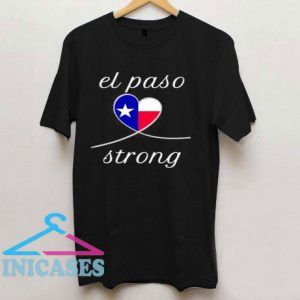 El Paso Strong Victims T Shirt