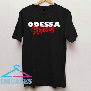 Midland Odessa Strong Pray Odessa Victims Heart T Shirt