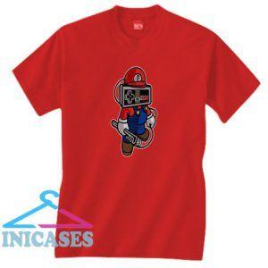Player Head 1 Vector T Shirt
