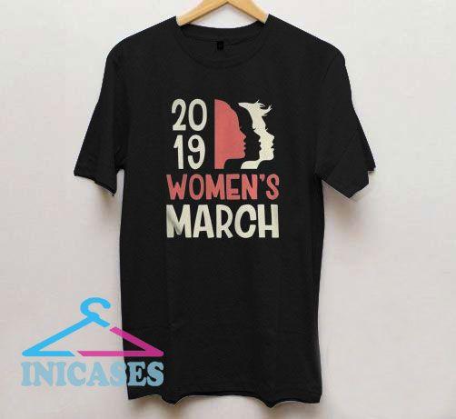 2019 Women's March T Shirt