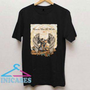 Crying Angel T Shirt