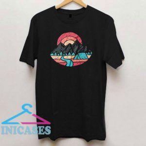 Camp River T Shirt
