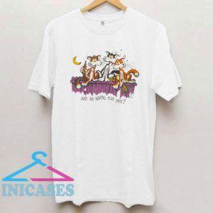 Drunk Cats T Shirt