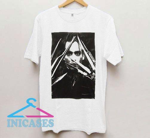 Edward Scissorhands T Shirt