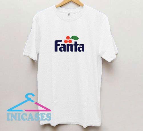 Fanta Retro T Shirt