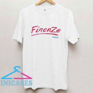 Firenze Italia T Shirt