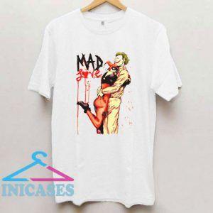 Mad Love Harley Watercolor T Shirt