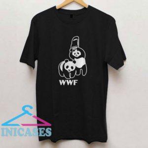 Marvelous WWF Panda T Shirt