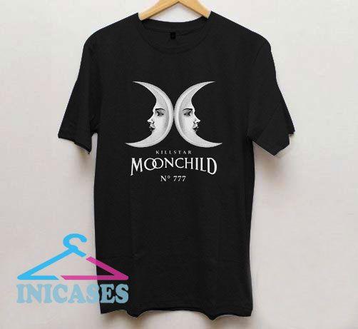 MoonChild No 777 T Shirt