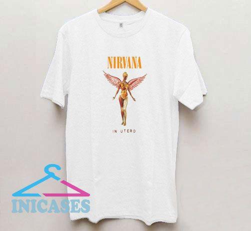 Nirvana In Utero T Shirt