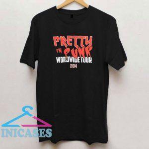 Pretty In Punk T Shirt