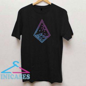 Prism Wave T Shirt