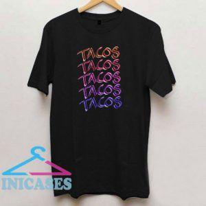 Retro Tacos T Shirt