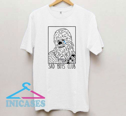 Sad Boys Club Chewei Edition T Shirt