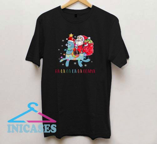 Santa Claus Ride T Shirt