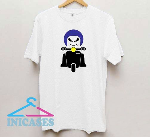 Scooter Dude T Shirt