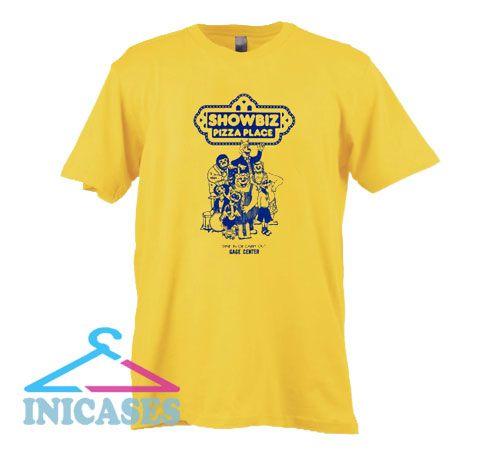Showbiz Pizza Place T Shirt