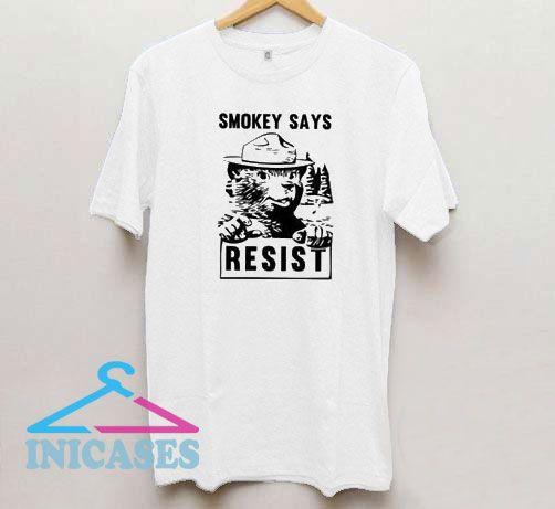 Smokey Bear T Shirt