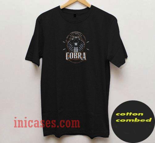 Snake Cobra Vector T Shirt