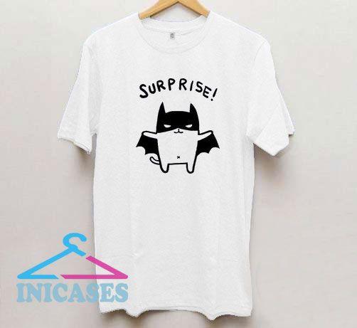 Suprise Bat Unisex T Shirt