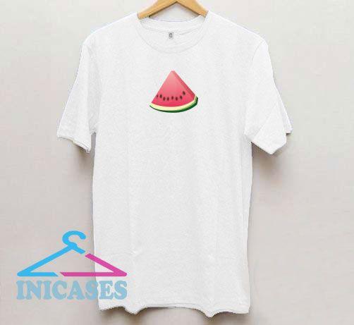 Watermelon Women Ringer T Shirt