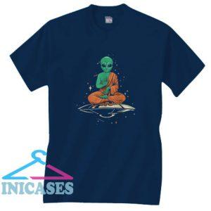 Alien Buddha T Shirt