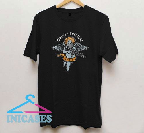 Angel Army Vector T Shirt