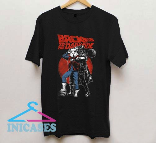 Back To The Darkside Graphic T Shirt