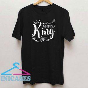Camping King T Shirt