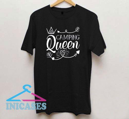 Camping Queen T Shirt