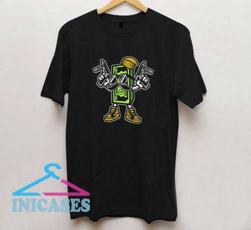Cash Rules Graphic T Shirt