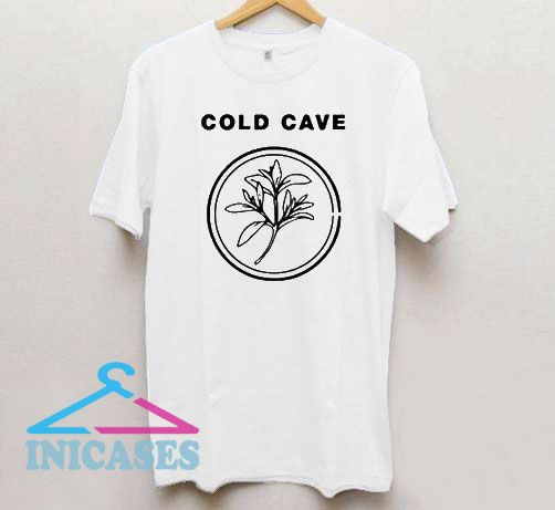 Cold Cave T Shirt