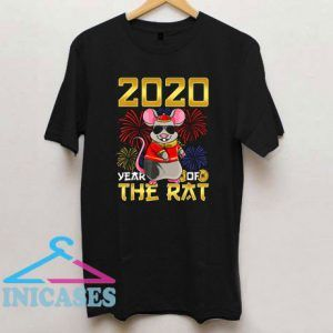 Flossing Year Of The Rat T Shirt