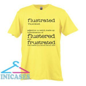 Flustrated Grammar English Teacher T Shirt