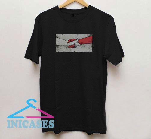 Friendsip Graphic T Shirt