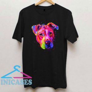 Hand Drawing Dog Day T Shirt